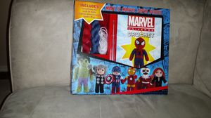 Marvel universe crochet kit for Sale in Vancouver, WA