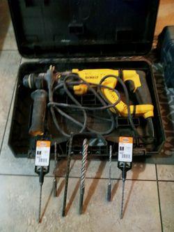 Dewalt Commercial hammer Drill for Sale in Las Vegas, NV