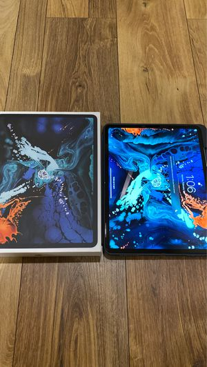 IPad Pro 12.9 3rd gen for Sale in Irvine, CA