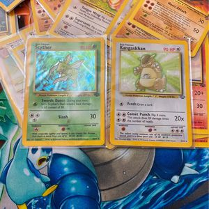 Pokemon Jungle Lot - 72 Cards for Sale in San Diego, CA