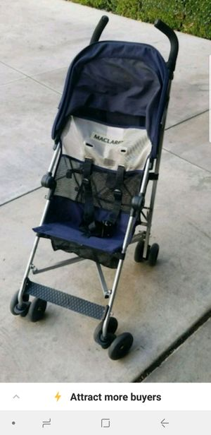maclaren ultra lightweight stroller for Sale in Perris, CA