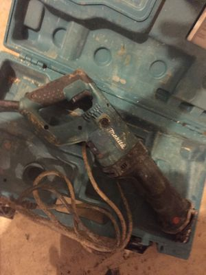 makita reciprocating saw for Sale in Fort Washington, MD
