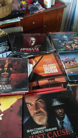 Laser disc's for Sale in Winter Haven,  FL
