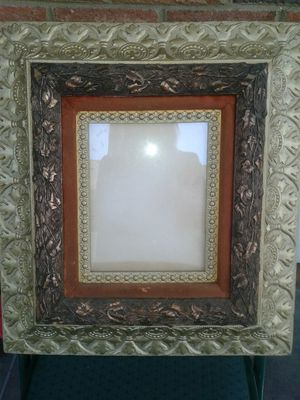 antique wooden hand carved frame from 1890s for Sale in Columbia, SC