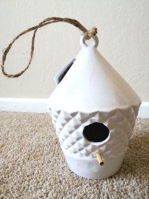 Ceramic Birdhouse Home Decor for Sale in Sunnyvale, CA