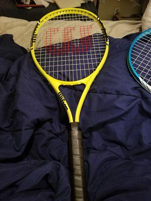 Wilson Energy XL Titanium Tennis Racket for Sale in Seattle, WA