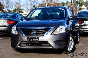 2018 Nissan Versa Sedan for Sale in Marietta, GA