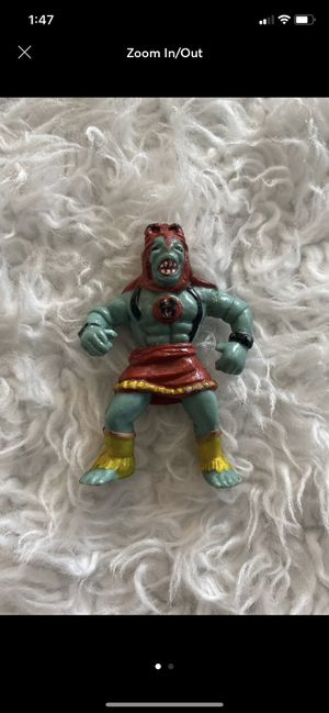 """2"""" Vintage 1985 Thundercats MUMM-RA Action Figure T.Wolf Telepix for Sale in Fayetteville, NC"""