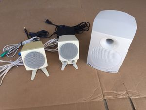 Bose speakers for Sale in Laguna Niguel, CA