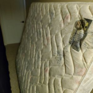 Queen Mattress, Box Springs & Frame for Sale in Hutchinson, KS