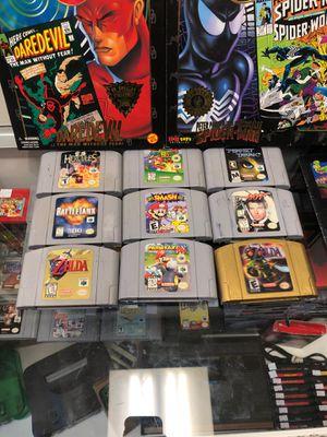 Vintage Video Games for Sale in Santa Fe Springs, CA