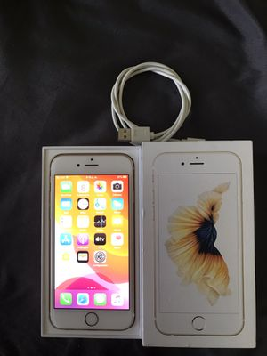 iPhone 6s 16gb factory unlocked!! live new !! for Sale in Falls Church, VA