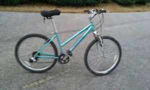 """Iron Horse Maverick women's light blue 26"""" bike-like new! for Sale in Smyrna, GA"""