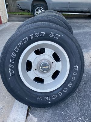 Rims 16 para Chevrolet 6 virlos for Sale in Ford Heights, IL