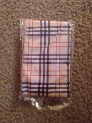 Burberry wave scarf for Sale in Palmerton, PA