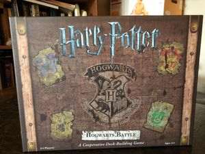 New Harry Potter Hogwarts Battle Board Game for Sale in Raleigh, NC