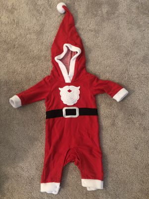 Baby Santa Costume 6-9mos for Sale in Artesia, CA