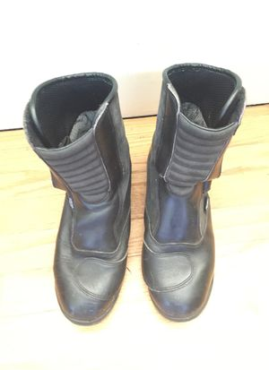 Motorcycle boots triumph for Sale in Lake Oswego, OR