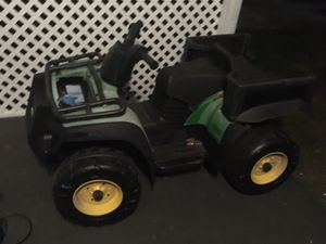 John Deere power wheel quad for Sale in Lake Alfred, FL
