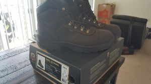 Red Wing Irish Setter Steel Toe Boots Size 10 for Sale in Boyds, MD