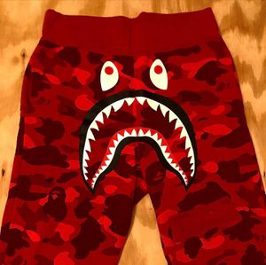 [for sale] Bape Shark Slim Sweatpants   Size: Large   Condition: 9/10   $350 for Sale in St. Louis, MO