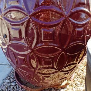 Heavy Big Ceramic Flower Pots for Sale in Las Vegas, NV