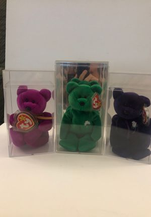 VERY NICE BEANIE BABIES AND DISPLAY BOXES MAKE OFFER for Sale in Tarpon Springs, FL