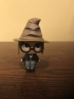 Harry Potter in Sorting Hat Funko Mystery Mini for Sale in Chantilly, VA