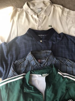 GENTLE USED NAME BRAND CLOTHES•7 ITEMS for Sale in Henderson, NV