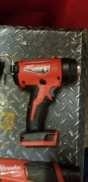 Milwaukee heat gun for Sale in Webster, TX