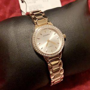 Swarovski Crystal Gold Female Watch for Sale in Arlington, VA