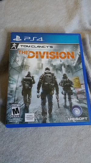 Tom Clancy's The Division for Sale in Columbus, OH