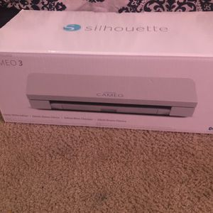 Silhouette Cameo 3 MUST GO for Sale in Raleigh, NC