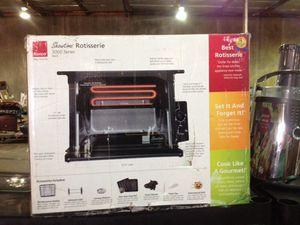 Showtime rotisserie oven for Sale in Phoenix, AZ