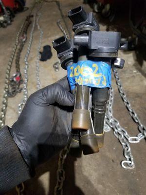 2002 honda accord 2.4 coils set oem for Sale in Hayward, CA
