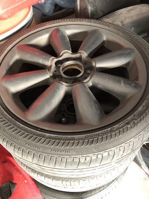 18inch Mini Countryman Rims and Tires for Sale in Miami, FL
