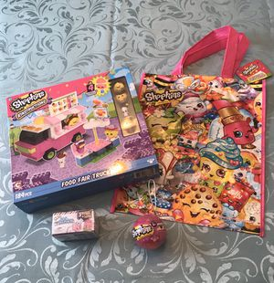 New! Shopkins Gift Bundle - All for $13 for Sale in West Chicago, IL