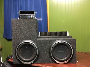 Car sound system for Sale in Manassas, VA