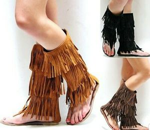 Brand new fringe sandals for Sale in Fort Worth, TX