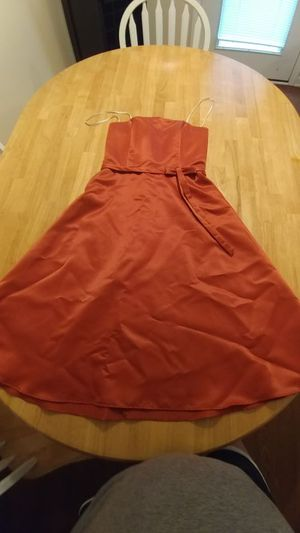 Copper bridesmaid dress for Sale in Jonesborough, TN