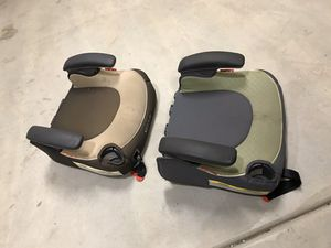 Two kids booster seats for Sale in Irvine, CA