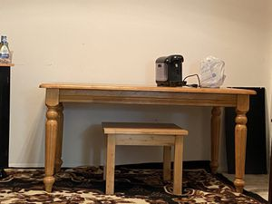 Dining table and coffee table for Sale in Fairfax, VA