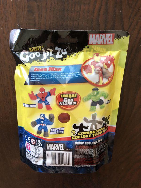 Heroes of Goo Jit Zu Marvel Iron Man