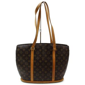Authentic Louis Vuitton Babylone M51102 Brown Monogram Tote Bag 11392 for Sale in Plano, TX