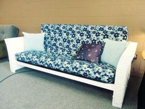 Wicker futon for Sale in San Francisco, CA