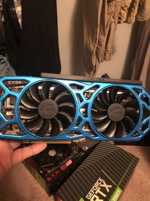 EVGA 1080 ti icx Blue Overclocked for Sale in Fairmont, WV