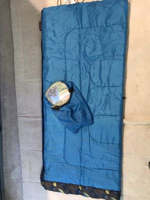 Youth Coleman sleeping bag for Sale in Issaquah, WA