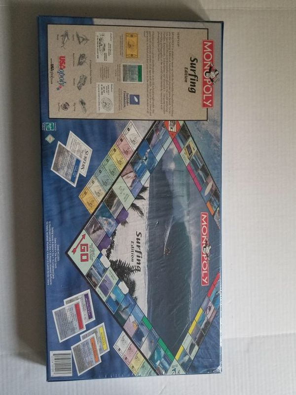 Monopoly Limited Edition!! Rare, (Vintage! Set of 2)