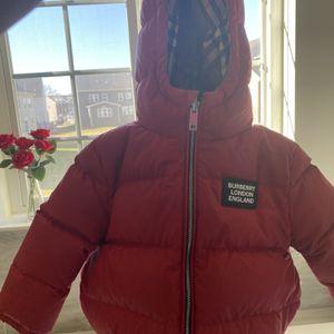 Burberry Coat Reversible for Sale in Upper Marlboro, MD