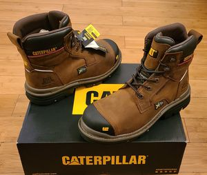 CAT Work Boots size 8.5,10,10.5,11,12,13 and 14 for Men. for Sale in Lynwood, CA
